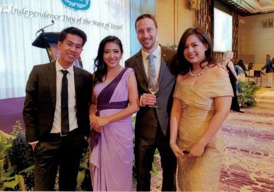 צוות הנספחות הכלכלית בתאילנד