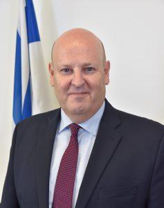 אוהד כהן, מנהל מינהל סחר חוץ, צילם: שלומי אמסלם
